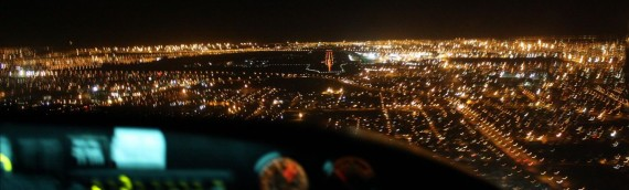 Night Flying season is coming