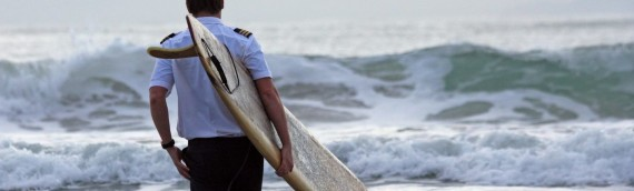 Three Rules of the Surfer Pilot