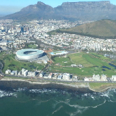scenic flights in cape town