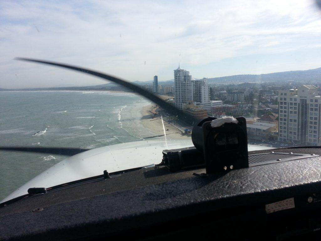 Strand beach Cessna