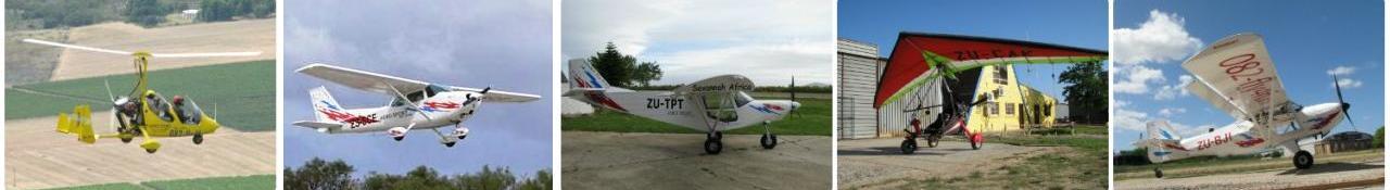 Aerosport training aircraft